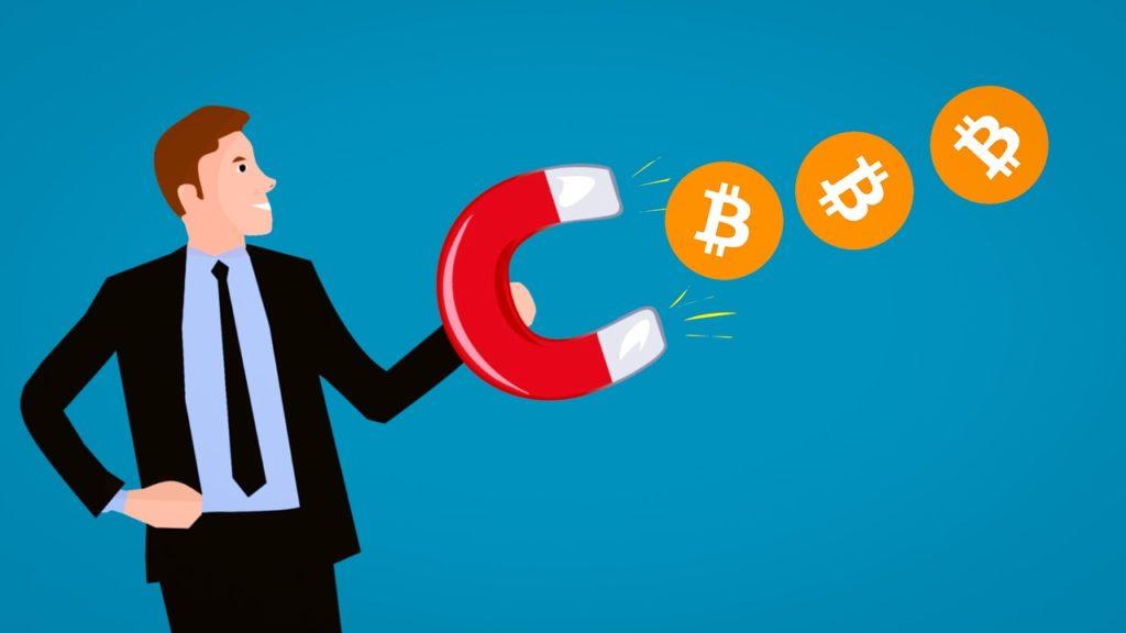 Getting bitcoin